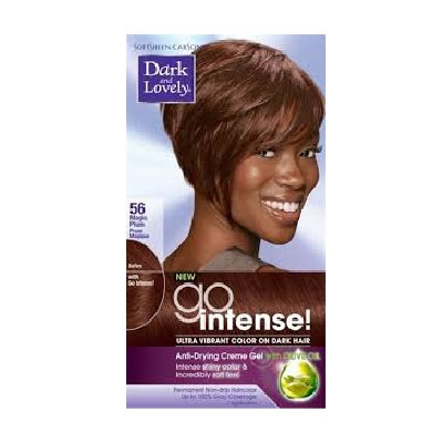 Dark Amp Lovely Go Intense Hair Color 56 Magic Plum  Olori